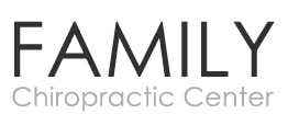 Chiropractic Fayetteville AR Family Chiropractic Center Logo
